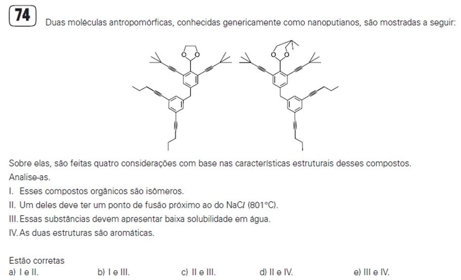 questão enem 2014 nanoputianos