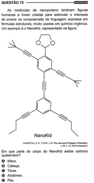 questão enem 2013 nanoputianos