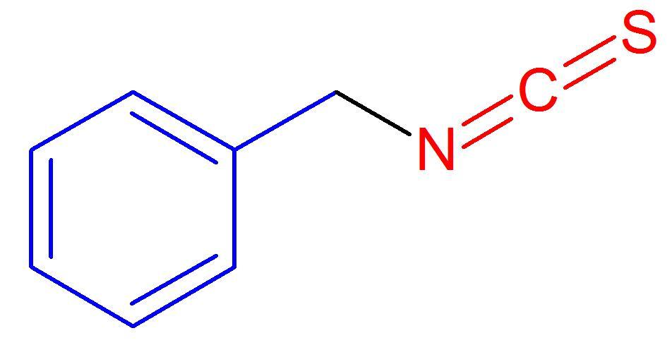 isotiocianato
