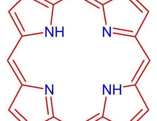 Moléculas Poderosas #6 A Porfina (Porfirina)